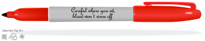 Personalized marker